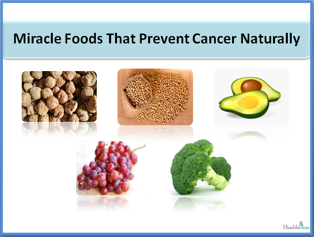 How to Prevent Cancer Naturally? Top 8 Foods That Stop